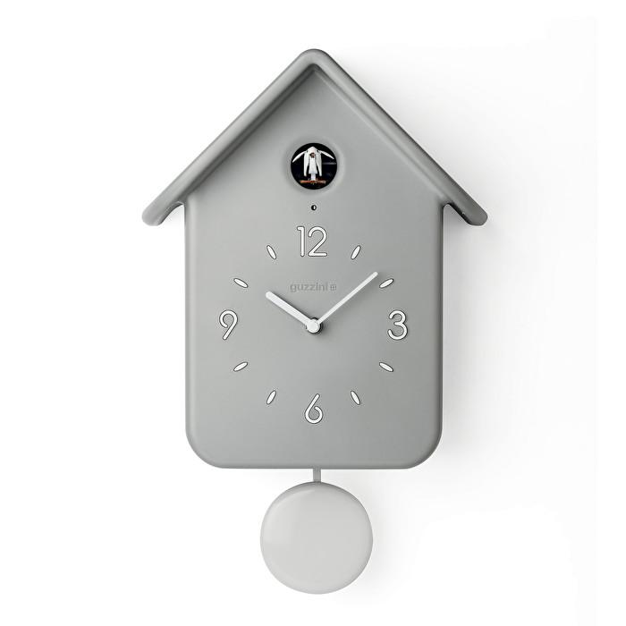 Qq Horloge A Coucou Avec Pendule Guzzini Col Gris Clair Achetez En Ligne